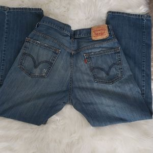 Levi's - relaxed straight leg